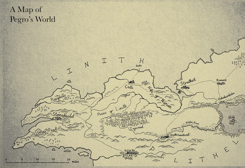 A Map of Pegro's World