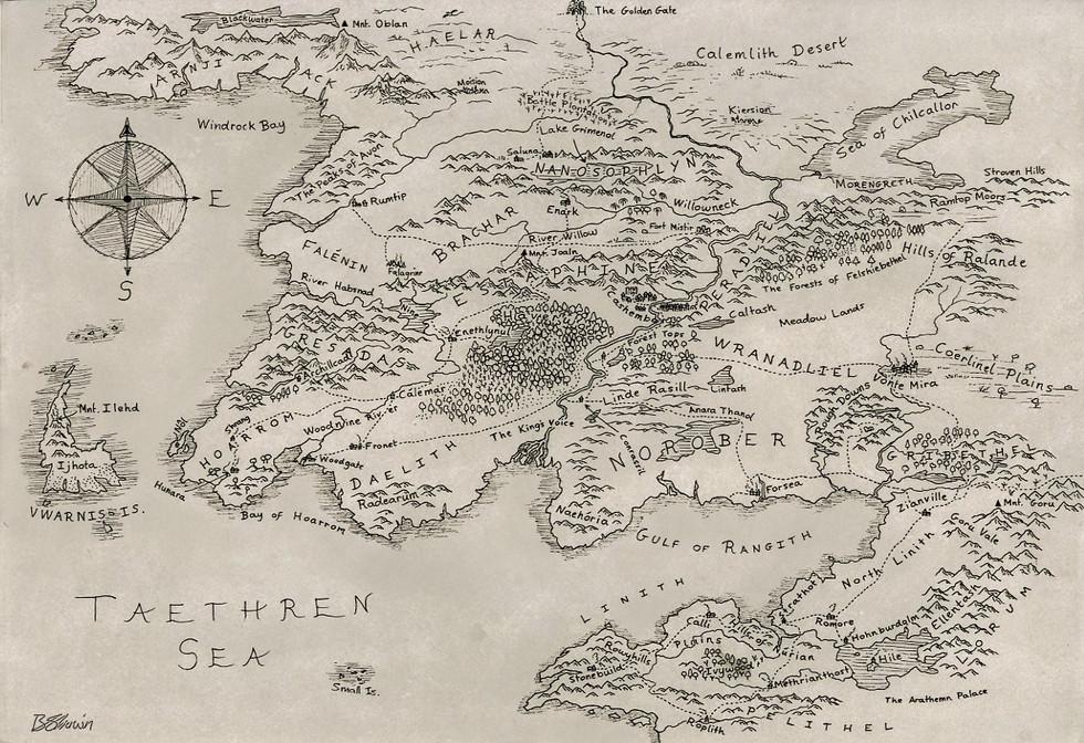 Full Map Drawing