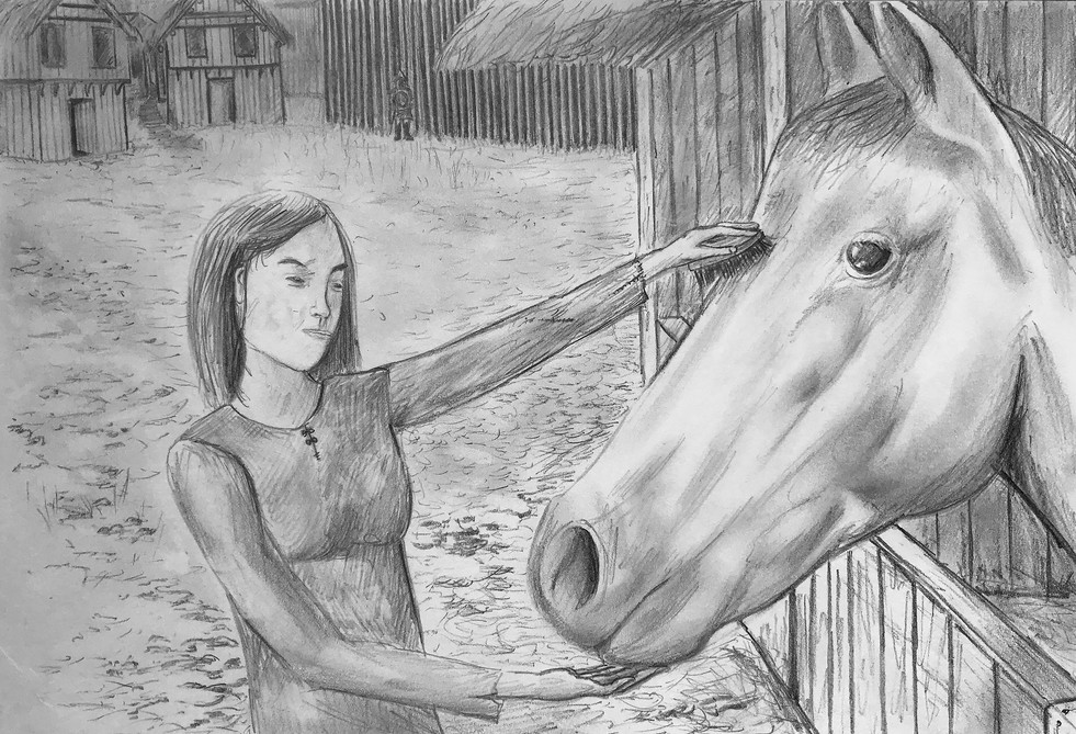 Florence At The Stable
