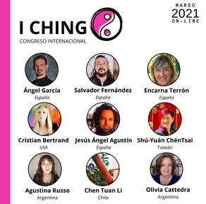 Congreso I Ching y Clases de Meditación y Chi Kung