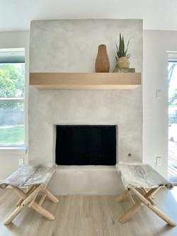 Islander Fireplace