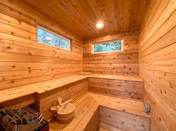 Latigo Sauna