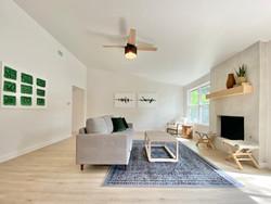 Islander Living Area