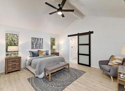 Hill Meadow Bedroom