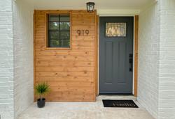 Kavanagh Front Door