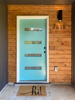 Islander Front Door