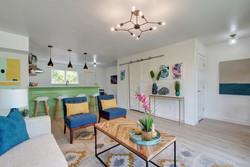 Putnam Palms Condo Living Area