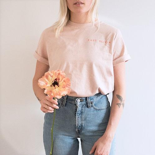 East Olivia Pink T-shirt