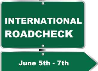 CVSA International Roadcheck Starting June 5th - 7th