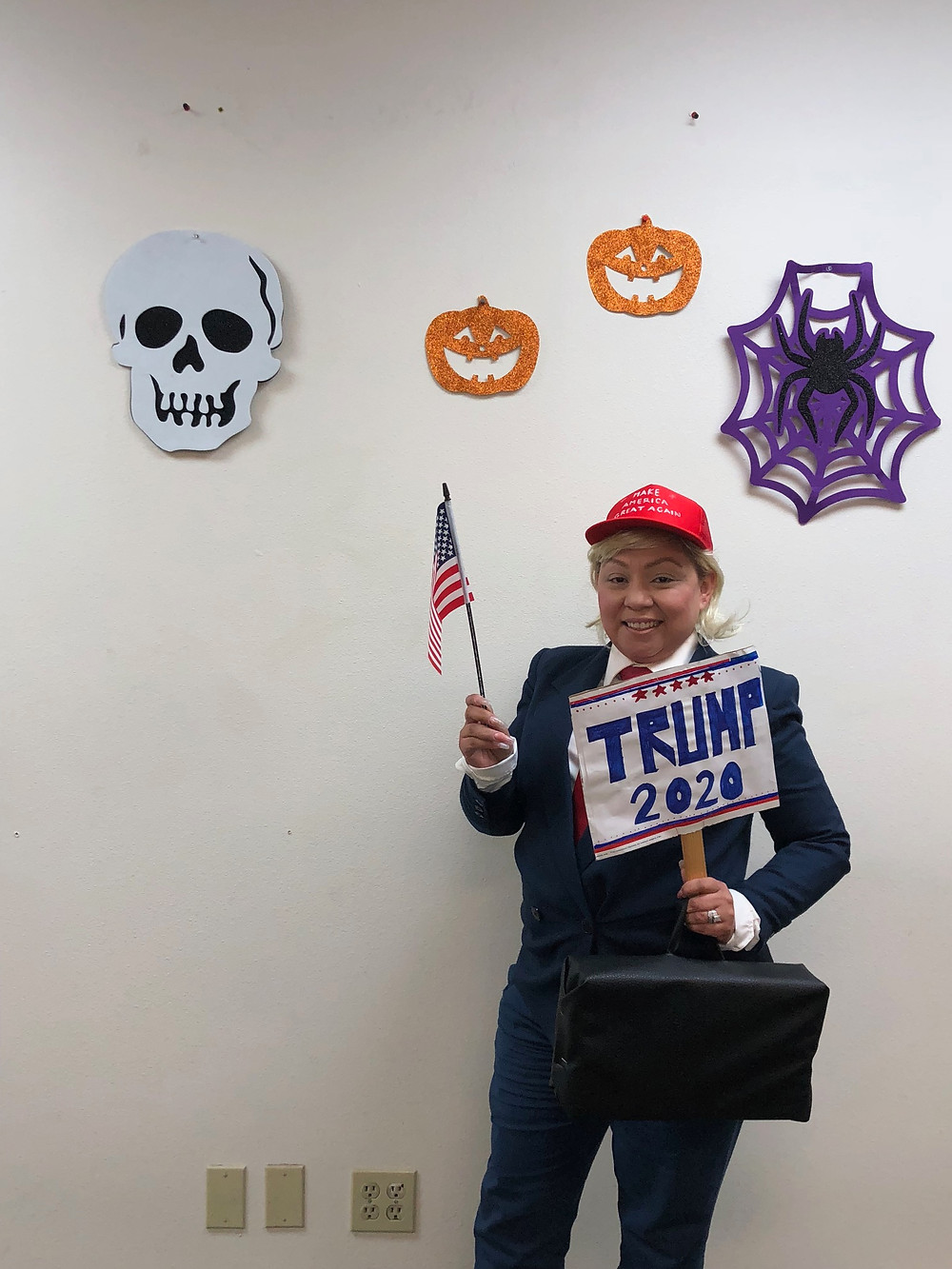 President Trump - Nancy
