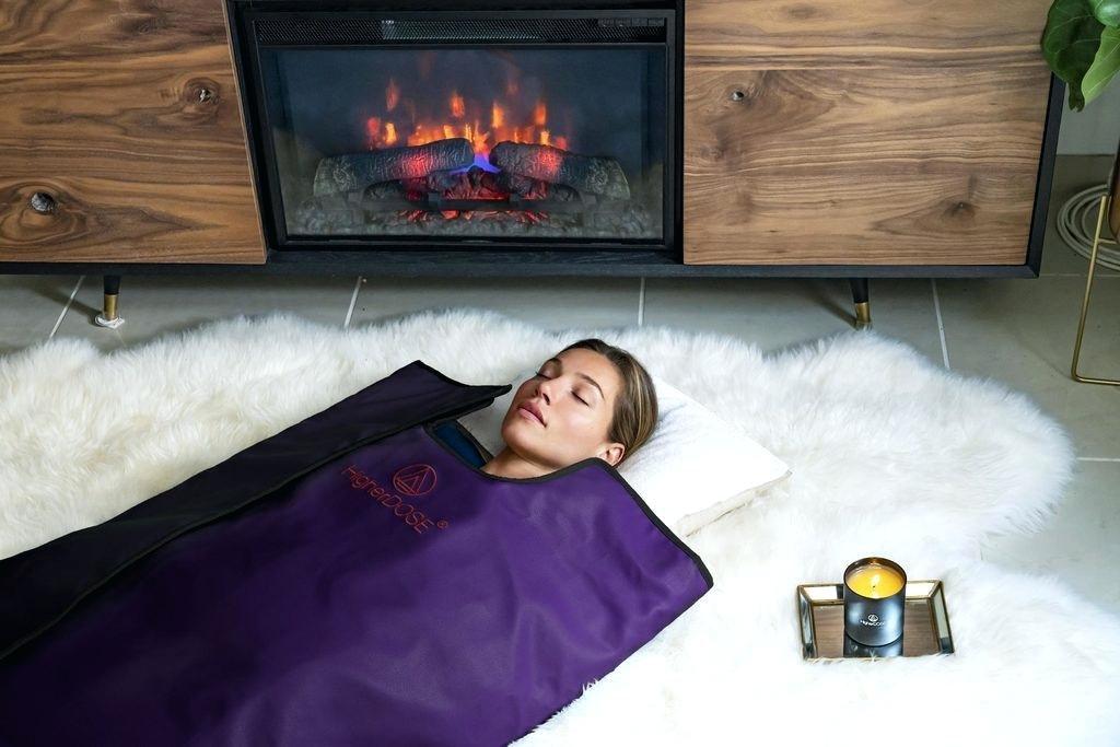 Sauna Blanket wrap