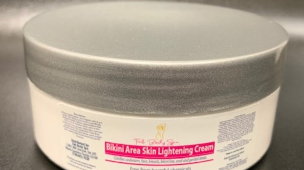Bikini Area Skin Lightening Cream