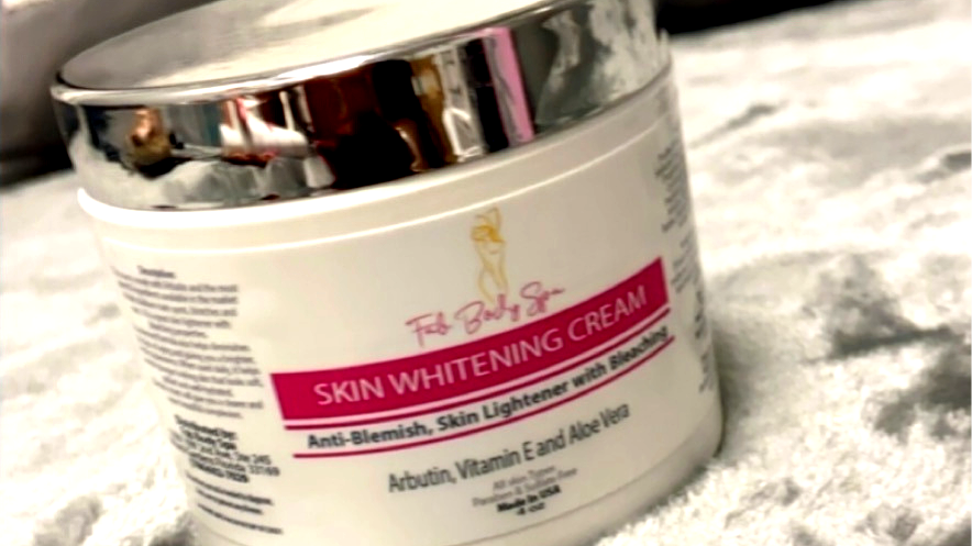 Anti Blemish, skin lightening cream