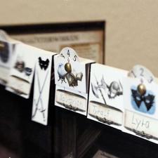 Ini-Schilder für den Meisterschirm