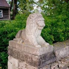 Dolomiidist lõvi