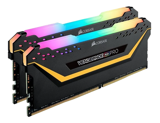 Kit Memória DDR4 16GB 2x8GB 3200Mhz Corsair Vengeance RGB PRO TUF Gaming