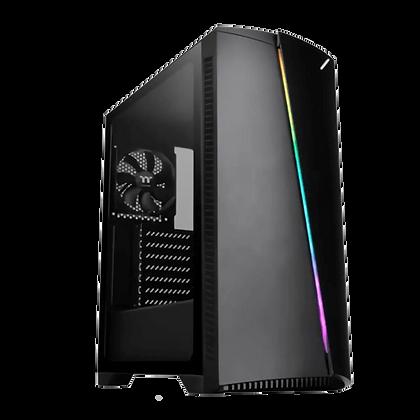 Gabinete ATX Thermaltake H350 TG RGB