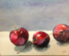 Luscious Cherries - CWZ Artscapes