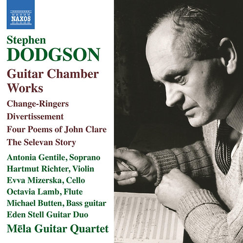 Dodgson: Guitar Chamber Music