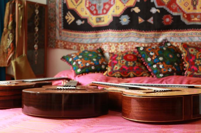 Hendrix Bedroom guitars1.png