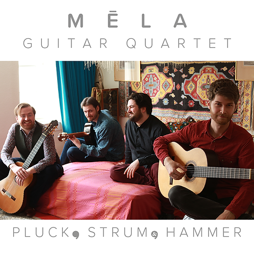 Pluck, Strum, and Hammer CD