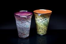 Vases (Indigo/Mint, Melon/Forest)