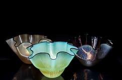 Large Fluted Bowls