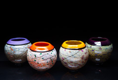 Small Koi Bowls