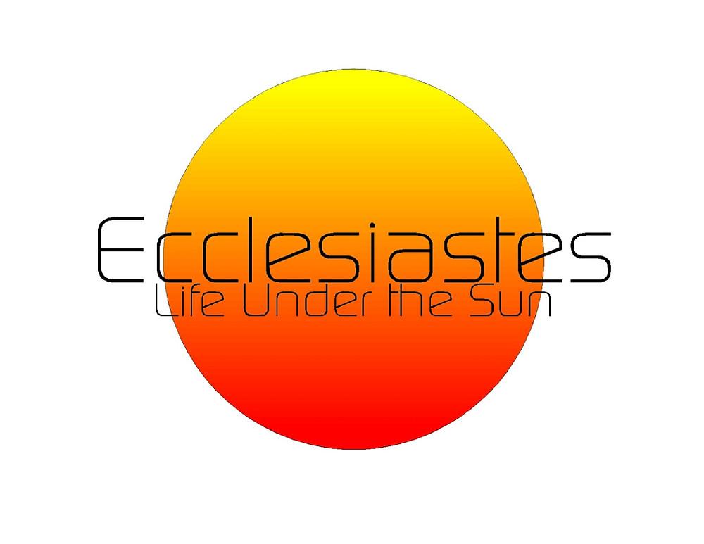 Ecclesiastes series