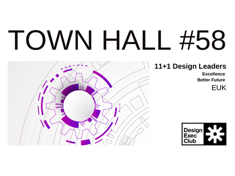Town Hall #58 - Excellence & Better Future - EUK