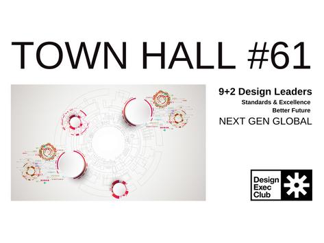 Town Hall #61 - Standards & Excellence - Next Gen Global