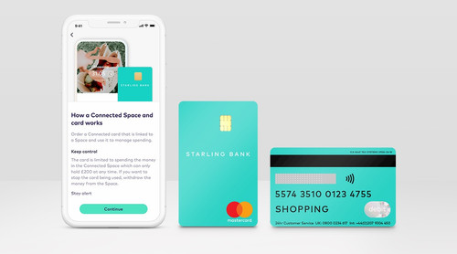 Starling Connected Card - Starling Bank