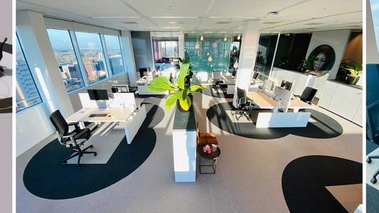 The 6 Feet Office