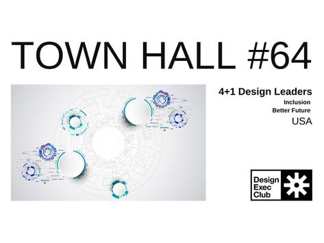 Town Hall #64 - Inclusion - USA