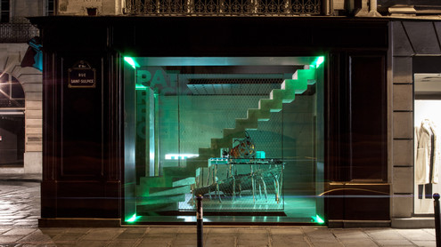 Patrick Roger Boutique - Patrick Roger / Pascal Grasso Architects | Commercial - Space