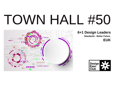 Town Hall #50 - Standards & Better Future - EUK