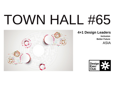 Town Hall #65 - Inclusion - ASIA
