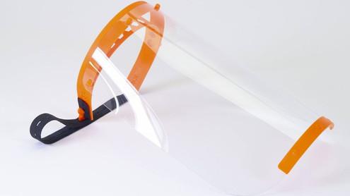 Prusa 3D Face Shields