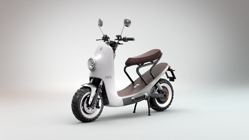 Nito NES Electric Scooter