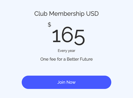 One Fee for a Better Future