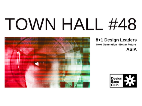 Town Hall #48 - Next Generation and Better Future - ASIA