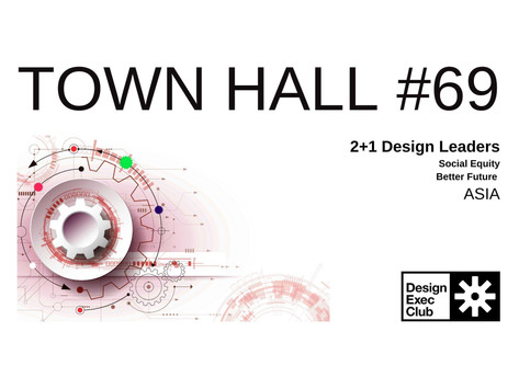 Town Hall #69 - Social Equity - ASIA