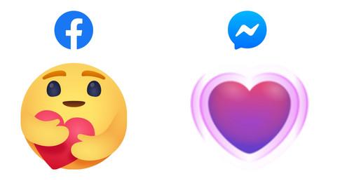Facebook Care Reactions - Facebook