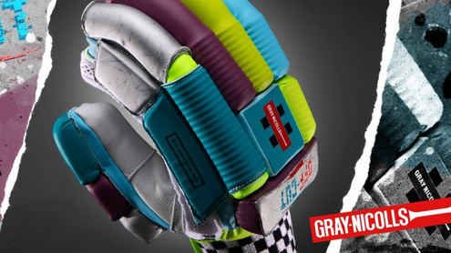 Off Cuts Batting Gloves - Gray-Nicolls  | Commercial - Object