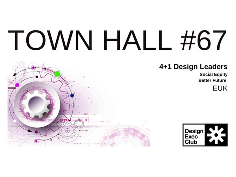 Town Hall #67 - Social Equity - EUK