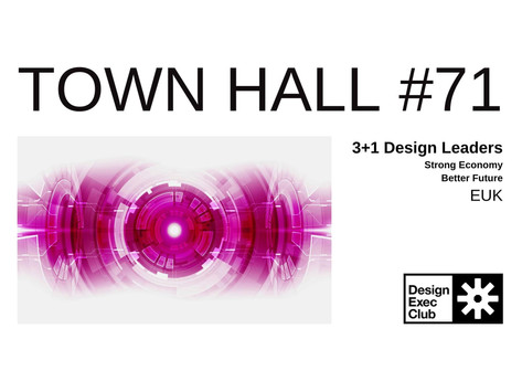 Town Hall #71 - Strong Economy - EUK