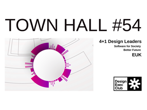 Town Hall #54 - Software for Society - EUK