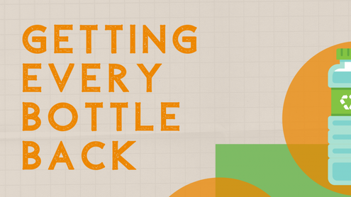 Every Bottle Back Initiative - American Beverage Association / The Coca Cola Company / PepsiCo / Keurig Dr Pepper  | Social and Community-Oriented Design - Systems