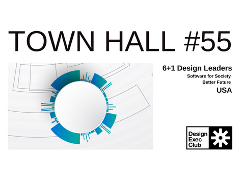 Town Hall #55 - Software for Society - USA
