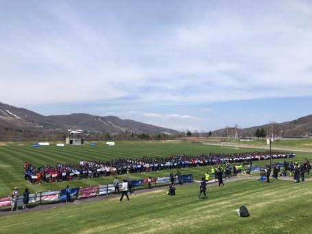 第32回サッカーマガジン雪印メグミルクカップ全国レディース大会2019が開幕しました!